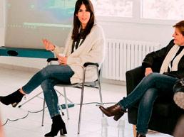Nuestra Socia Directora, creadora del evento jurídico BBrainers, en la mesa redonda sobre