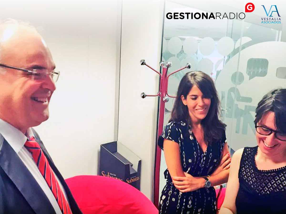 Vestalia Asociados en Gestiona Radio