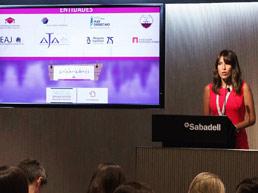 Nuestra Socia Directora, Delia Rodríguez, creadora de la iniciativa BBRAINERS presenta la Feria de Talento Jurídico Legal Millennials