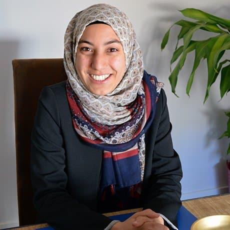 Sara Jaadar - Estudiante en Vestalia Asociados