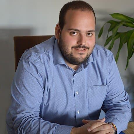 Rubén Cobo - Alumno en Vestalia Asociados