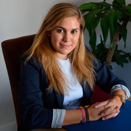 Marta Nevado - Alumna en Vestalia
