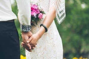 Preparativos de boda, compartir ganancias
