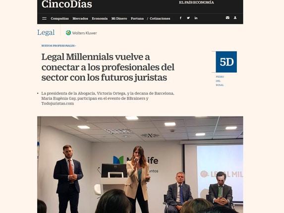 legal millennials 2019 Delia R Rodriguez
