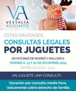 Consultas Legales por Juguetes Vestalia Asociados