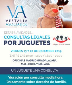 Consultas por Juguetes Vestalia Asociados
