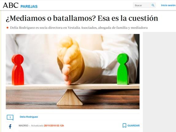 Diario ABC Delia Rodriguez