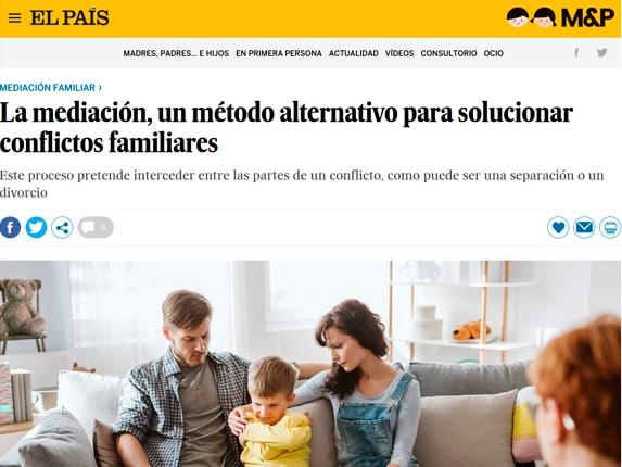 Papas y Mamas El Pais Participacion Delia Rodriguez