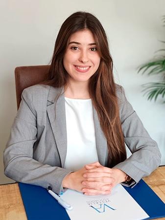 Olga Asenjo Estudiante en Vestalia Asociados