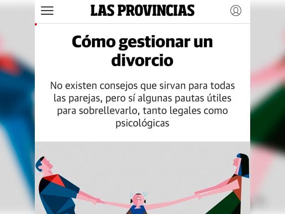 Gestionar Divorcio Dirario Las Provincias