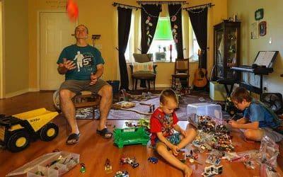 Custodia Compartida y casa nido: ventajas e inconvenientes