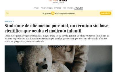 Síndrome de alienación parental – El País